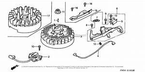 Honda Engines Gcv160 A2a Engine  Jpn  Vin  Gjae