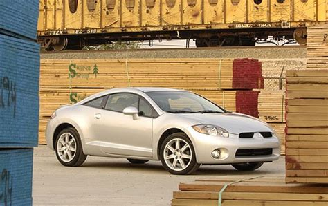 Mitsubishi Eclipse Edmunds by Used 2007 Mitsubishi Eclipse Consumer Reviews Edmunds