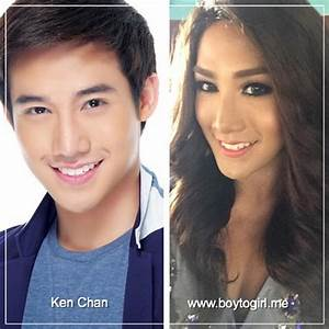 Philippines - Ken Chan (Destiny Rose) - Boy to Girl