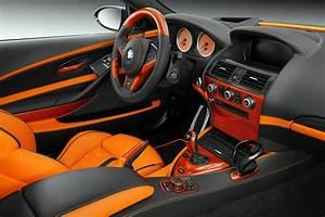 Interior BMW M6 / TopCar