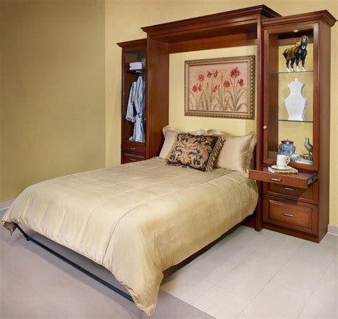 wonderful space saving wall beds from closet trends in