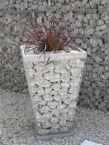 Steine Zum Bepflanzen : design steinkorb trapez s steine im garten shop ~ Eleganceandgraceweddings.com Haus und Dekorationen