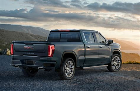 2019 Gmc Features by 2019 Gmc Denali Specs And Features