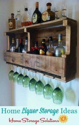 Home Bar Solutions by Liquor Storage Ideas Solutions Mini Bars The Lie And