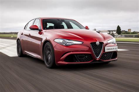 Alfa Romeo Giulia Wins Prestigious Compasso D'oro Adi