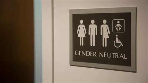 Gender Neutral Bathroom by California Assembly Approves Gender Neutral