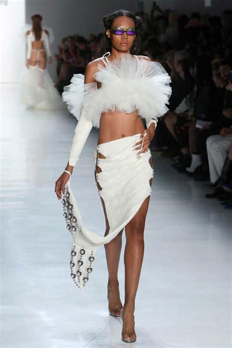 namilia high fashion runway  ss fiv magazine