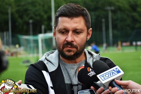 """M. Kaczmarek: """"Dwóch piłkarzy dołączy jeszcze do Widzewa ..."""