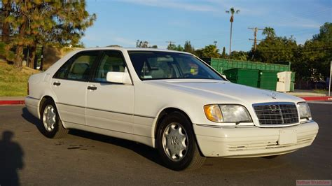 s500 mercedes w140 big s class for sale