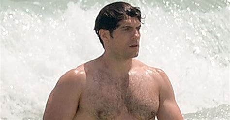 Henry Cavill Shirtless in Miami August 2016 | POPSUGAR ...