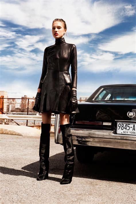 alexander neumann lenses sleek leather style  tank fall