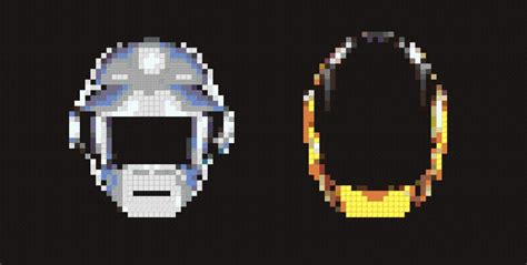 minecraft daft punk  wallpaper minecraft blog
