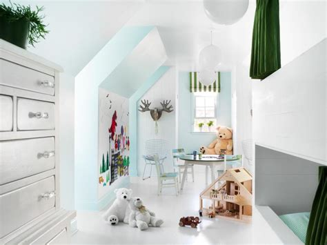 45 Small-space Kids' Playroom Design Ideas