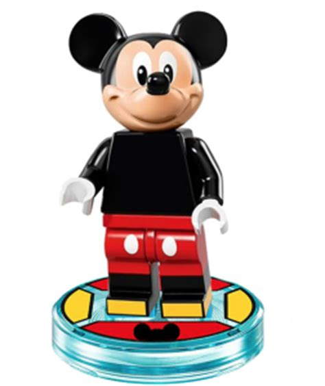 Disney Figures Leaked For Lego Dimensions?  Bricks To Life