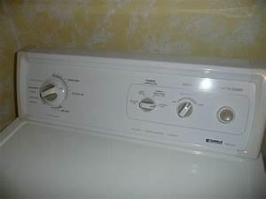 Kenmore Dryer Motor Test