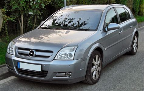 Opel Signum Wikiwand