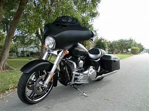 2014 Harley Davidson Street Glide FLHX 2000MILES FLAT ...