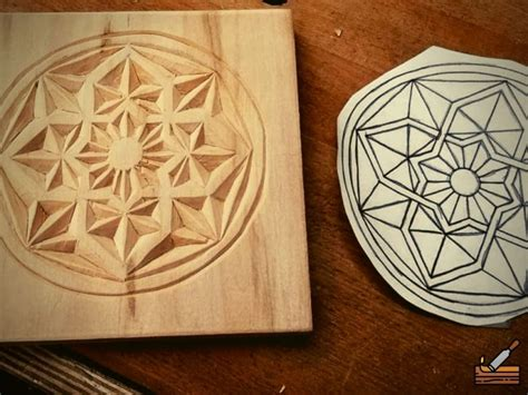 chip carving projects  beginners  wood