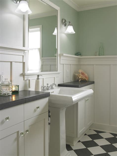 bathroom board  batten design ideas