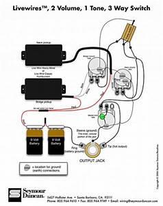 Emg Wiring Diagram Tele In 2020