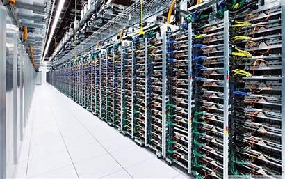 Datacenter Google Wallpapers Wide 4k