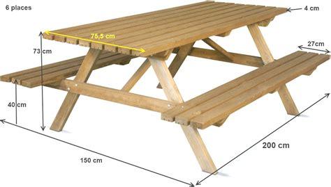 superior plan   banc en bois  dimensions du banc