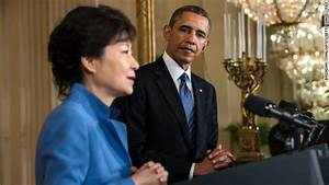 Obama, South Korean President Park condemn North Korea ...