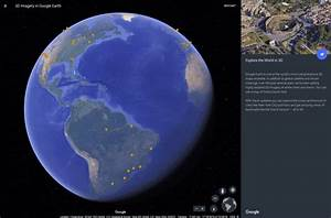 See A Map Of 3d Coverage In Google Earth