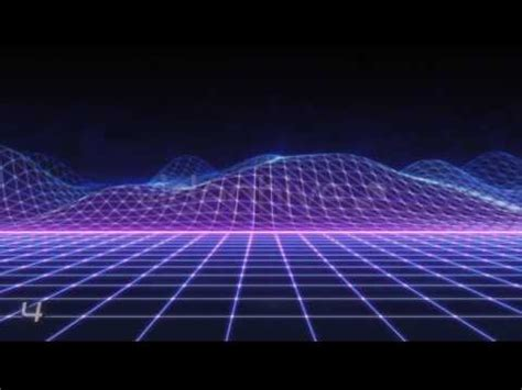 80s Retro Futurism Background Pack Vol2 4k Motion