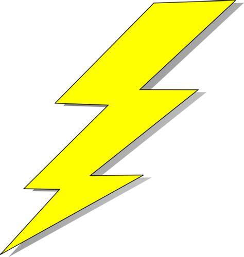 Lightning Bolt Clip Lightning Bolt Clip At Clker Vector Clip