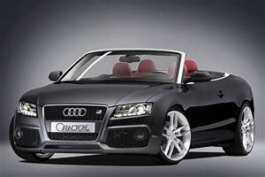 Latest Cars Zone Caractere styles the Audi A5 Cabrio