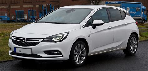 Opel Astra by Opel Astra K