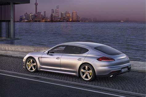 2014 Porsche Panamera Plugin And Longwheelbase Models