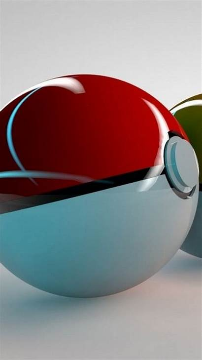 Android 3d Pokemon Ball Phone Wallpapers Cell