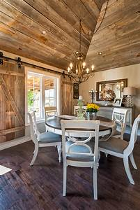 whitewashed brick reclaimed barn wood shiplap interiors With barn wood rooms