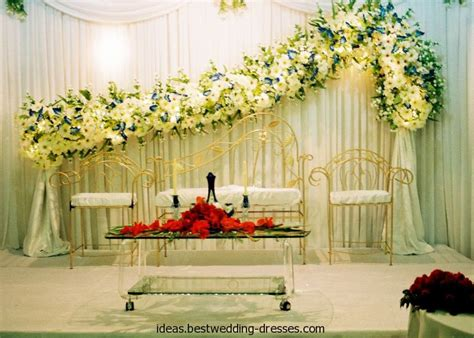 Cheap Wedding Decorations Online by Wedding Stage Decoration Ideas 2016 Reception
