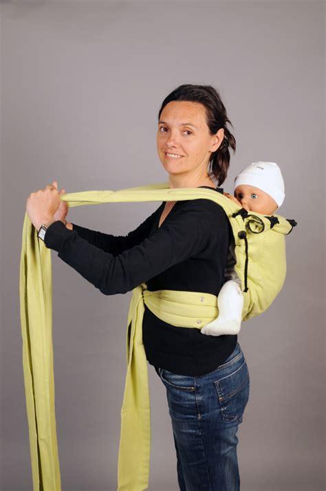 echarpe de portage mei tai - L'équipement de puericulture