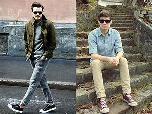 Sneakers How To Wear Sneakers With Style