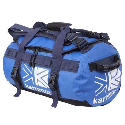 karrimor travel luggage shoulder holdall 40l duffle bag ebay