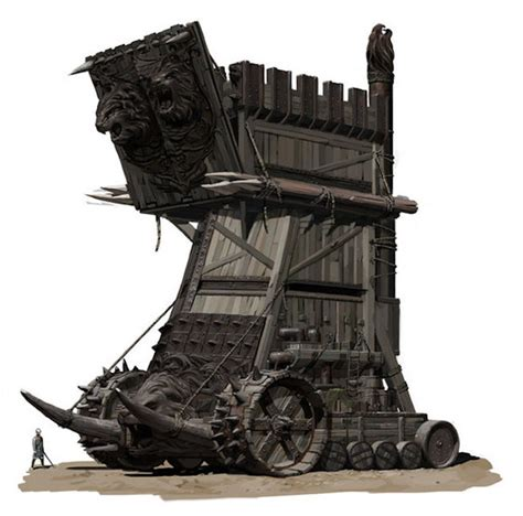 siege engines your guide to siege weapons weapons info