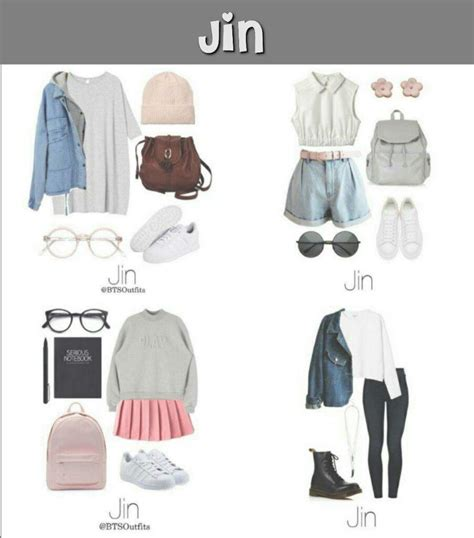 BTS Outfits ~ girl version | ARMYu0026#39;s Amino
