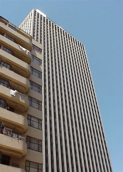 Marble Towers (was Sanlam Centre), Johannesburg