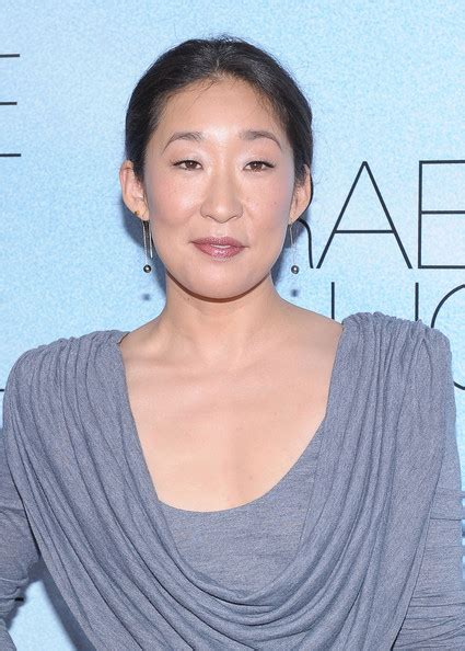 sandra oh new york sandra oh in quot rabbit hole quot new york premiere zimbio