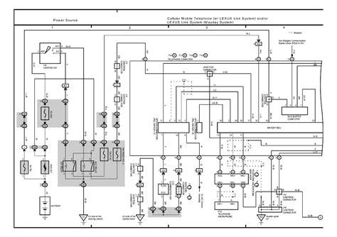 Buick Rendezvous Starting Wiring Diagram