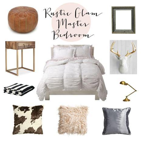 glam master bedroom rustic glam master bedroom inspiration mcbride Rustic