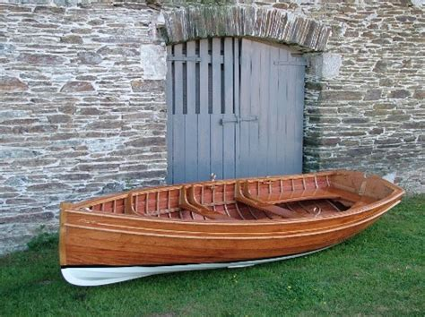Small Punt Boats For Sale by Wooden Clinker Boat Small Boats For Sale Rowing