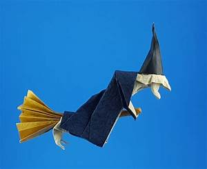 Origami Witches And Wizards