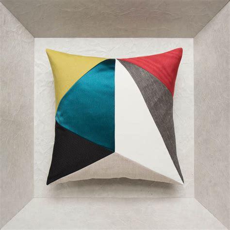 coussin de canapé design coussins design coussins canapé de luxe et géométrique