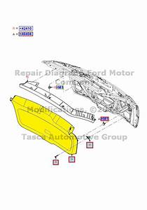 Used Tailgate Interior Panels For The Ford Edge Sel