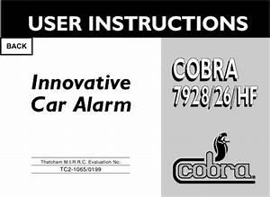 Automobile Alarm